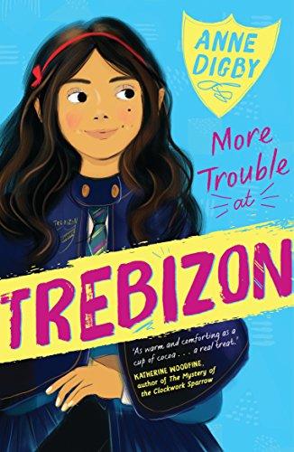 9781405280679: More Trouble at Trebizon (The Trebizon Series)
