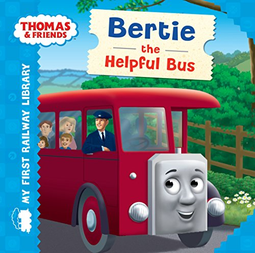 9781405280792: Thomas & Friends: My First Railway Library: Bertie the Helpful Bus