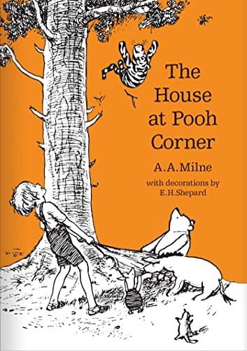 9781405280846: The House at Pooh Corner (Winnie-the-Pooh - Classic Editions)