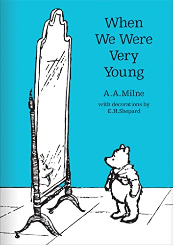 9781405280853: When We Were Very Young (Winnie-the-Pooh - Classic Editions)