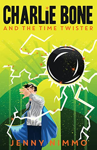 9781405280938: Charlie Bone and the Time Twister