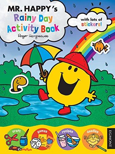 9781405281058: MR Men: Mr. Happy's Rainy Day Activity Book