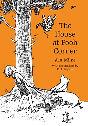 9781405281287: The House at Pooh Corner