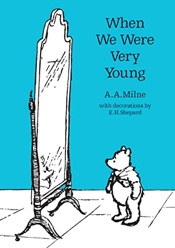 9781405281300: When We Were Very Young (Winnie-the-Pooh - Classic Editions)