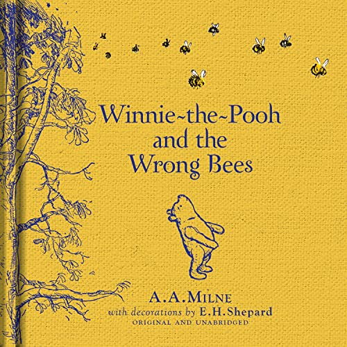 9781405281324: Winnie-The-Pooh and the Wrong Bees