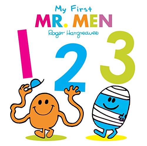 9781405281737: Mr. Men: My First Mr. Men 123