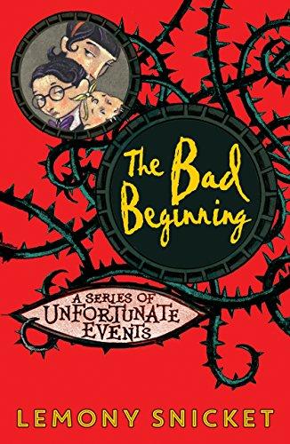 9781405281782: The Bad Beginning