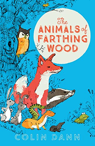 9781405281805: The Animals of Farthing Wood Modern Classic (Egmont Modern Classics)