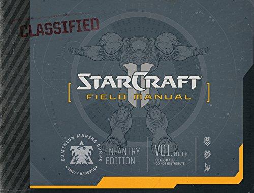 9781405281829: Starcraft Field Manual