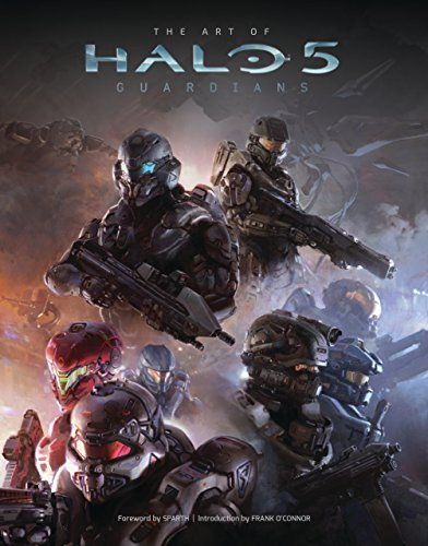 9781405281836: The Art of Halo 5: Guardians