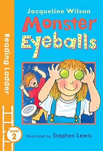 9781405281997: Monster Eyeballs (Reading Ladder Level 2)