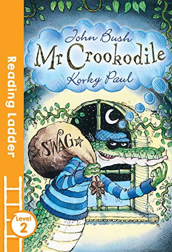 9781405282048: Mr Crookodile (Reading Ladder Level 2)