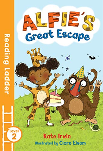 9781405282178: Alfie's Great Escape (Reading Ladder)