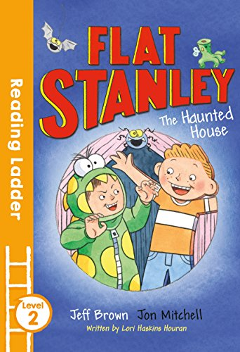 9781405282291: Flat Stanley & the Haunted House: Level 2 (Reading Ladder)