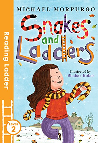 9781405282345: Snakes and Ladders (Reading Ladder)