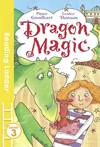 9781405282444: Dragon Magic (Reading Ladder)
