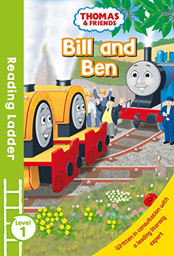 9781405282604: Reading Ladderthomas and Friends: Bill and Ben Level 1