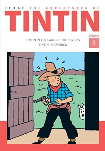 9781405282758: The Adventures of Tintinvolume 1