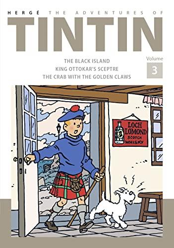 9781405282772: The Adventures of Tintin: Volume 3