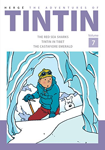 9781405282819: The Adventures of Tintinvolume 7