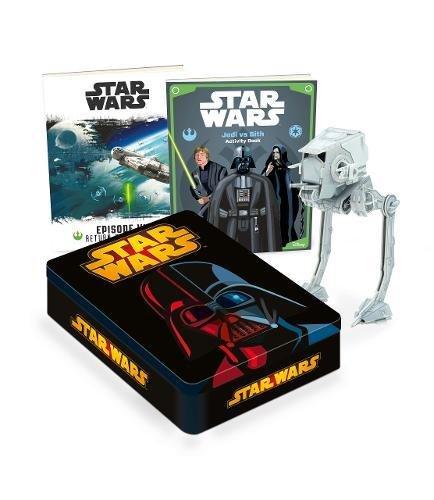 Star Wars: Return of the Jedi Tin (Star Wars Construction Books): Lucasfilm Ltd