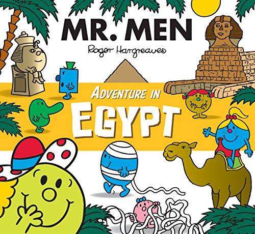 9781405283021: MR Men Adventure in Egypt (Mr. Men and Little Miss Adventures)