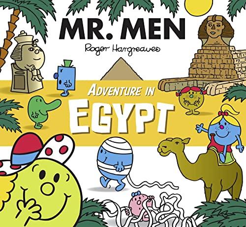 Mr Men Adventure in Egypt