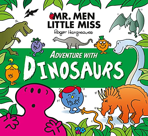 9781405283038: MR Men Adventure with Dinosaurs (Mr. Men and Little Miss Adventures)
