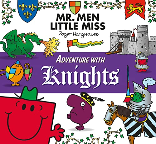 9781405283045: Mr. Men Adventure with Knights (Mr. Men and Little Miss Adventures)