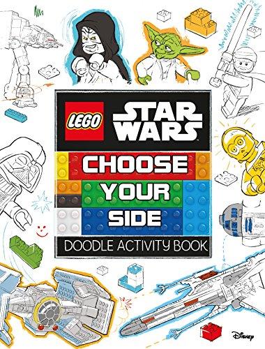 9781405283250: Lego Star Wars. Doodle Book
