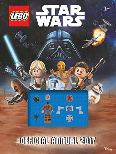 The LEGO Star Wars: Official Annual 2017