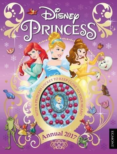 Disney Princess Annual 2017 (Egmont Annuals): Egmont UK Ltd