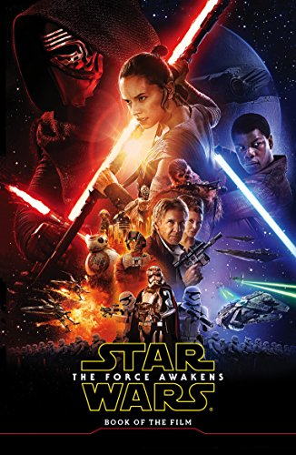 Star Wars The Force Awakens: Book of the Film (Paperback)