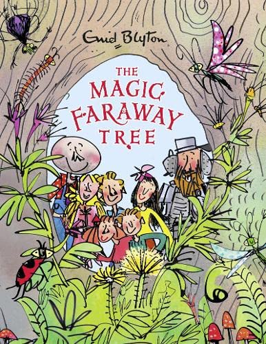 9781405284264: Magic Faraway Tree