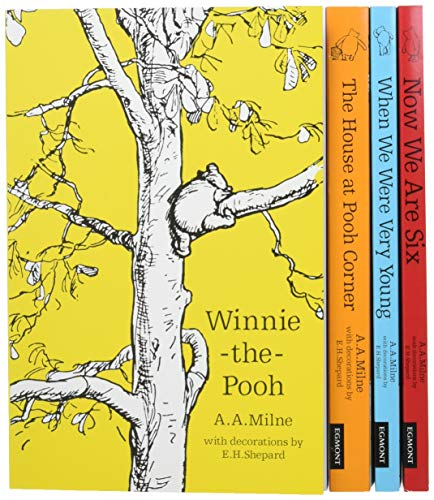 9781405284332: Winnie-the-Pooh Classic Collection: Paperback Slipcase Edition (Character Classics)