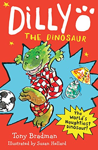 9781405284660: Dilly The Dinosaur