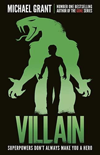 9781405284844: Villain (The Monster Series)