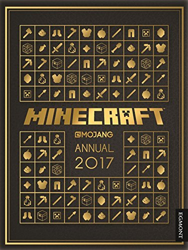 9781405284868: The Official Minecraft Annual 2017 (Annuals 2017)