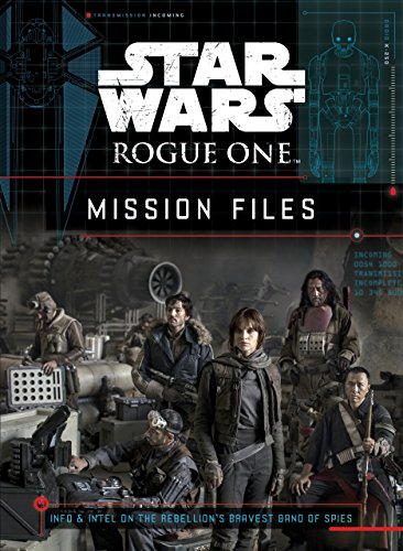 9781405285032: Star Wars Rogue One: Mission Files
