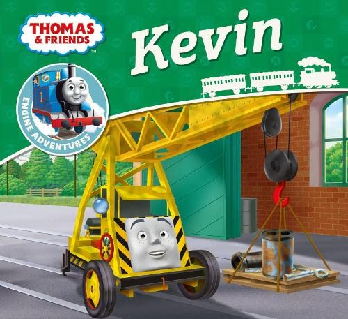 Thomas & Friends: Kevin (Thomas Engine Adventures): Egmont Books Ltd