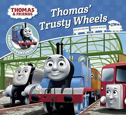 9781405285872: Thomas & Friends: Thomas' Trusty Wheels (Thomas Engine Adventures)