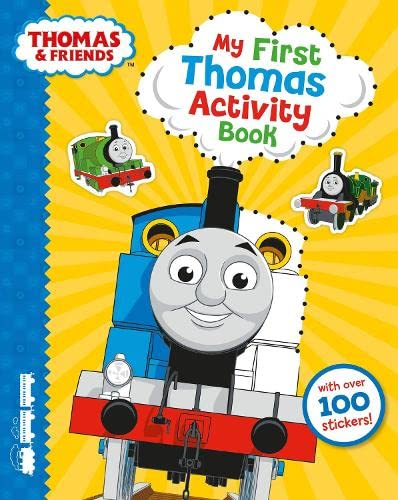 9781405285933: Thomas & Friends: My First Thomas Activity Book (My First Thomas Books)