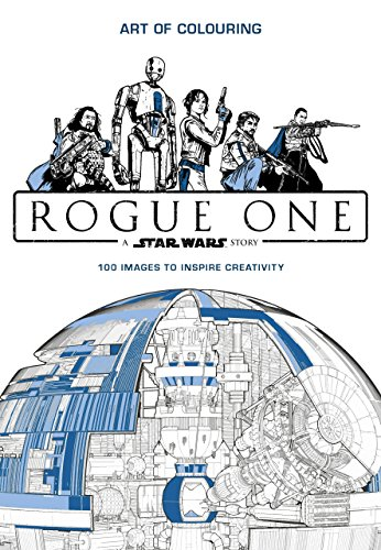 9781405286374: Star Wars Rogue One: Art of Colouring