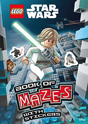 LEGO Star Wars: Book of Mazes (Mazes Sticker Book)