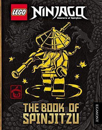 9781405288033: LEGO® Ninjago: The Book of Spinjitzu