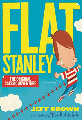 9781405288101: Flat Stanley
