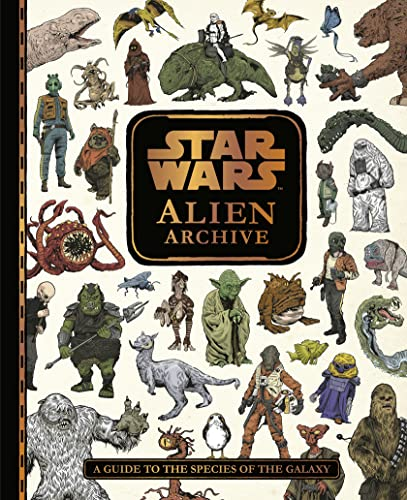 9781405288477: Star Wars Alien Archive: An Illustrated Guide to the Species of the Galaxy