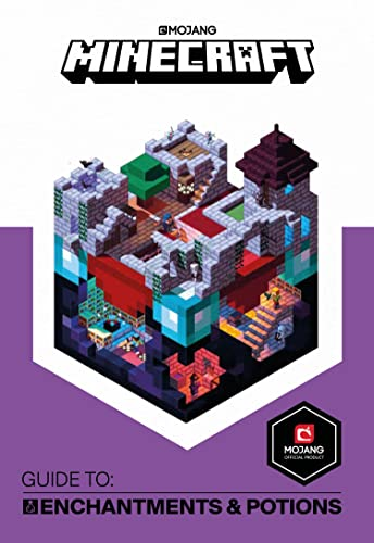 9781405288958: Minecraft. Guide To Enchantments and Potions: An official Minecraft book from Mojang