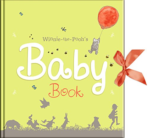 9781405289108: Winnie-the-Pooh's Baby Book (Baby Record Book)