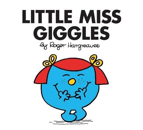 9781405289344: Little Miss Giggles (Little Miss Classic Library)